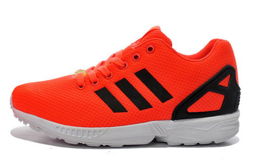 Adidas Zx Flux Mens & Womens (unisex) Red Black Spain